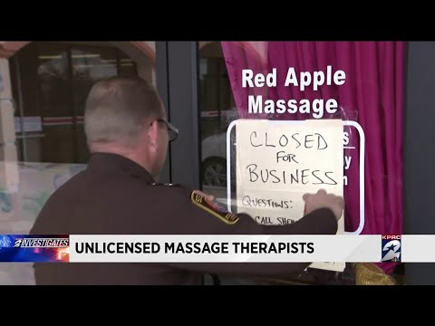 Unlicensed Massage Therapists