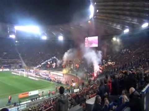 Roma-Juventus 1-1 - Serie A 2011/2012 (De Rossi, Chiellini, Buffon para rigore a Totti)