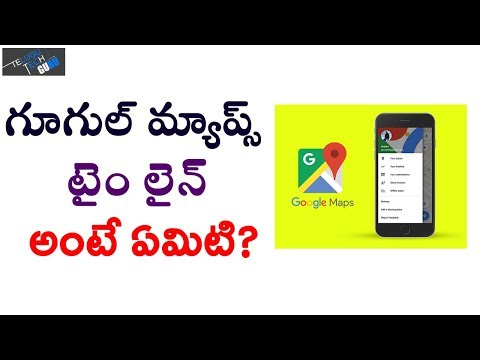 What is Google Maps Timeline And How To Use It - Telugu Tech Guru