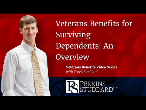 Veterans Benefits for Surviving Dependents: An Overview