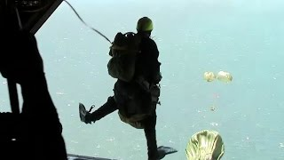 U.S. Air Force Pararescue RAMZ and Free Fall | AiirSource