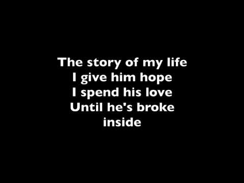 Story Of My Life - Alexi Blue(COVER) Lyrics - HD