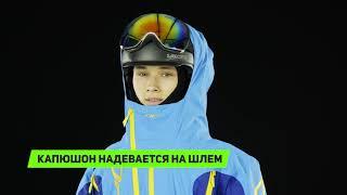 Обзор на горнолыжный комбинезон Dragonfly Ski серии Premium