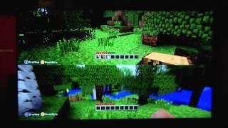 Minecraft - Xbox Exclusive Gameplay at Pax East 2012 (Part 1)