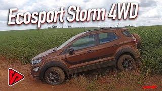 Video Avaliação Novo Ford Ecosport Storm  | Canal Top Speed download MP3, 3GP, MP4, WEBM, AVI, FLV Juli 2018