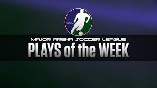 MASL Week 2 Plays of the Week