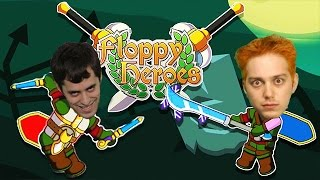 WE ARE FLOPPY HEROES! Ft. Lasercorn
