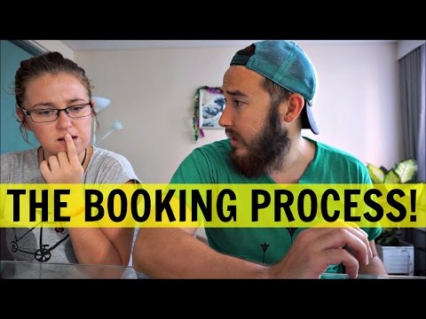 HOW WE BOOK ACCOMMODATION | BEHIND THE SCENES