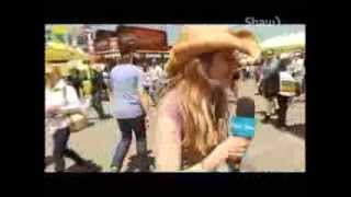 How Well Do You Line Dance? Calgary Stampede 2013