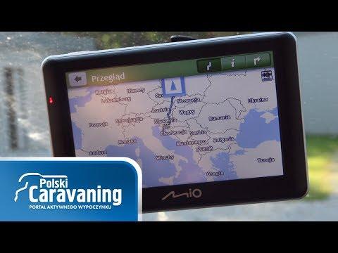 Nawigacja Dla Kamperów - MIO Spirit 7700 LM (polskicaravaning.pl)