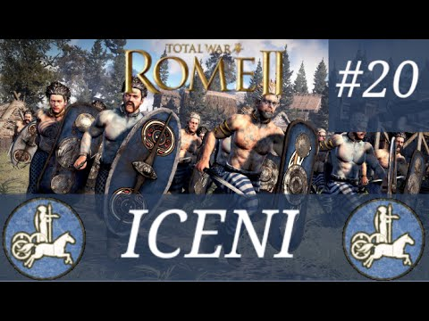 Let's Play Total War Rome 2:Iceni Survival Challenge #20