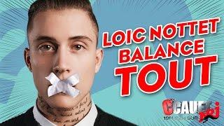 Loïc Nottet balance tout au détecteur de mensonge - C'Cauet sur NRJ