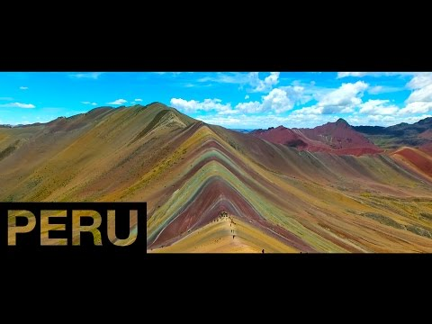 PERU - LIFE OF THE INCA - Machu Picchu, Rainbow Mountains & more (4K drone footage)
