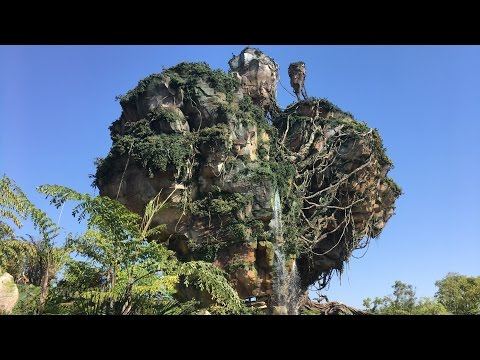 Pandora the World of Avatar | Cast Member Preview |