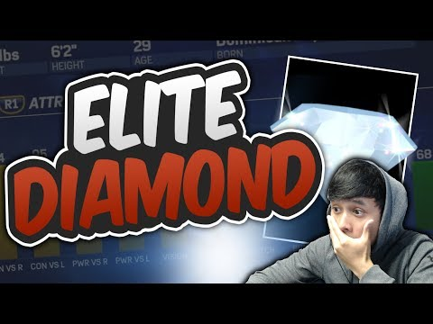 ELITE DIAMOND PLAYER WILL JOIN THE SQUAD! | MLB THE SHOW 17 DIAMOND DYNASTY
