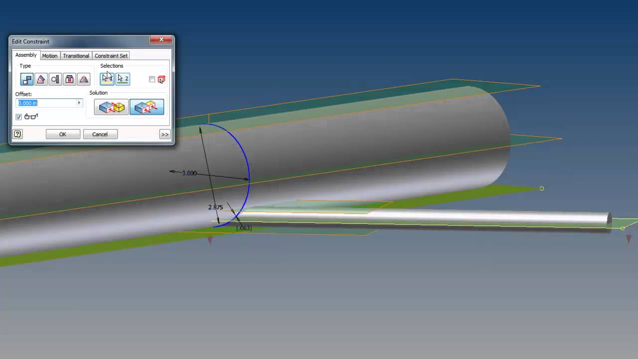 Create Piping Fishmouth Templates With Autodesk Inventor Autocad