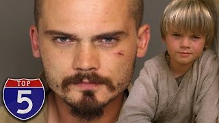 Top 5 Child Stars Gone Bad - PART 2