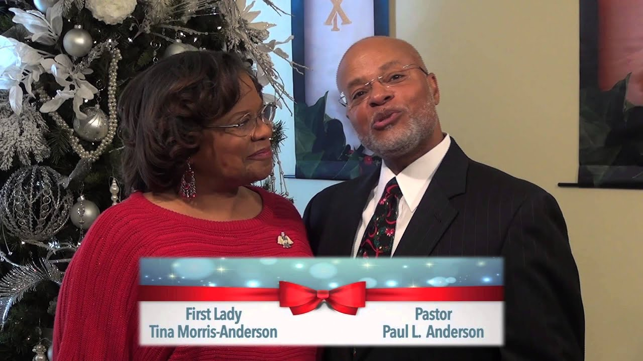 Pastor first lady anderson christmas greeting 2015 youtube pastor first lady anderson christmas greeting 2015 kristyandbryce Image collections