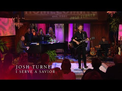 Josh Turner: I Serve A Savior - DVD Trailer