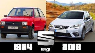 Seat Ibiza - The Evolution (1984-2018)