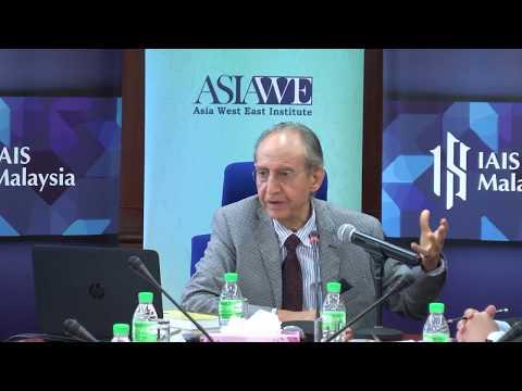 Seminar on Muslim Intellectuals, Freedom and Creativity by Prof. Dr Mohammad Hashim Kamali