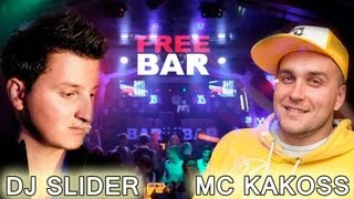 XSound party // DJ Slider & MC KAKOSS // FreeBar Sochi