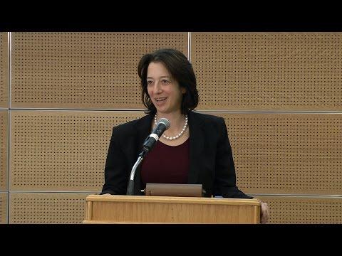 Frank Islam Athenaeum Symposia: Anya Schiffrin