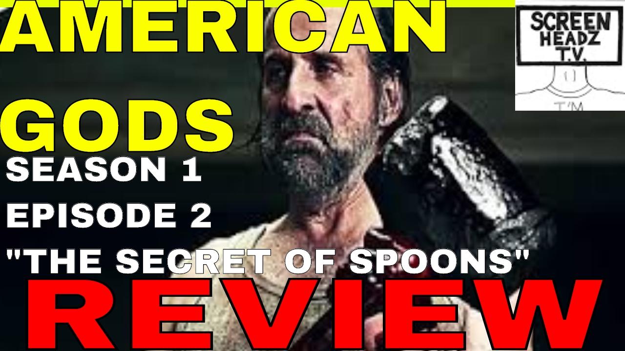 American Gods Season 1 Episode 1