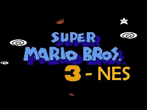 Супер Марио 3 денди прохождение, Super Mario Bros 3 NES [031]