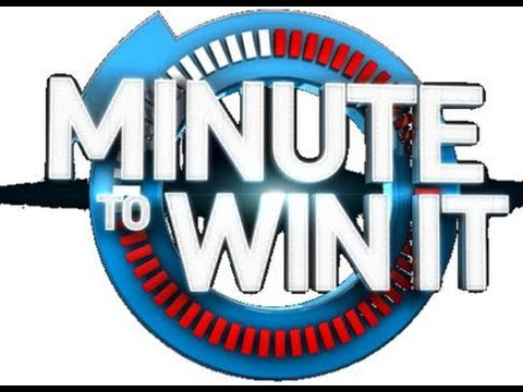 Minute To Win It Challenge With Elizabeth | Gianna Rose