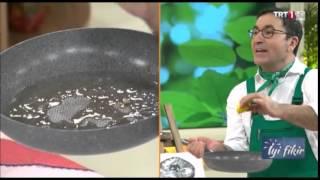 Erkan Şamcı Yağlı Tava Temizliği