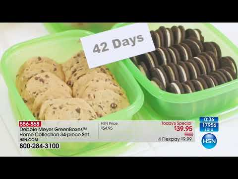 HSN | Kitchen Innovations featuring Debbie Meyer Anniversary 09.08.2017 - 10 PM