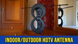 Clearstream 2Max Indoor Outdoor HDTV Antenna