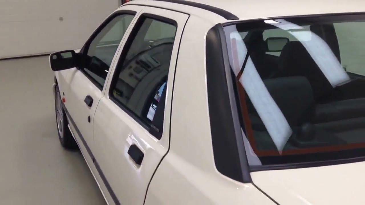 Radiator Cap Hatchback FORD ESCORT Mk VI  RS Cosworth 4x4-09.92-01.95-220HP