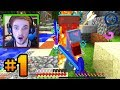 "Minecraft KIT PVP - w/ Ali-A #1! - ""FREE DIAMONDS!"""