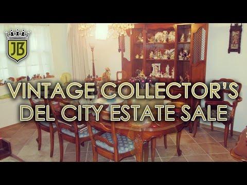 Vintage Collector's Del CityEstate Saleby James Bean Estate Sales