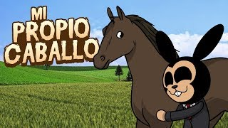 ROBLOX: MI PROPIO CABALLO ⭐️ Horse Valley | iTownGamePlay