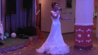 Песня-сюрприз жениху от невесты!