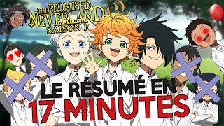 The Promised Neverland (S1) LE RÉSUMÉ EN 17 MINUTES | Galish