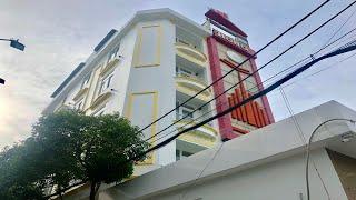 Nhà bán Tân Bình | Nhà mặt tiền Phan Huy Ích 4.5m x 25m 5 lầu Kinh doanh Cho thuê tốt