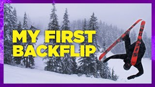 Can We Learn to Backflip Our Skis & Snowboards?