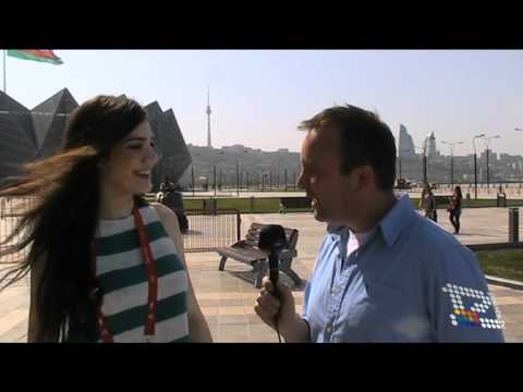 12points.tv Ivi Adamou interview (Cyprus 2012)