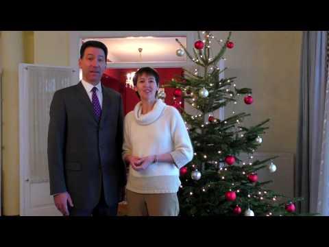 U.S. Embassy Bratislava Holiday Wish