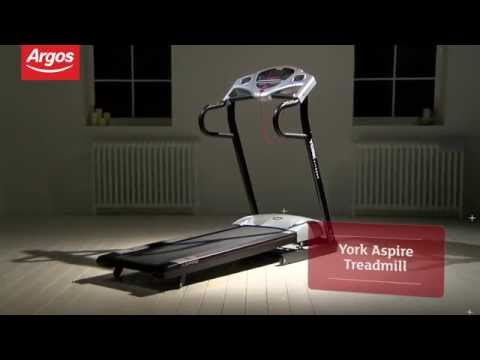 York Aspire Treadmill Review By Argos