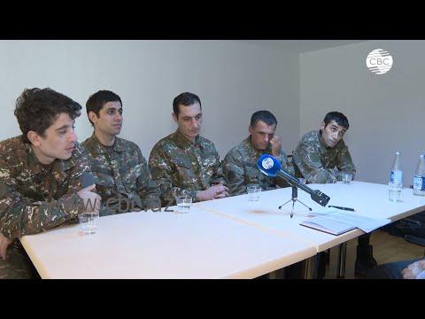 Признание армянских военнопленных: #Карабах - это Азербайджан!