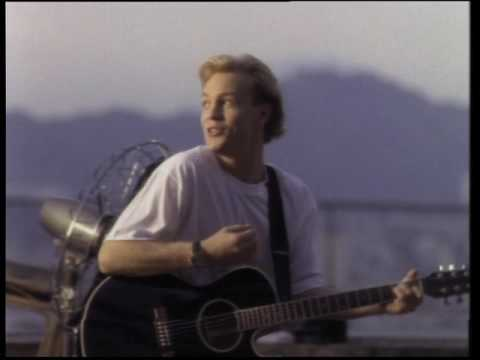 Jason Donovan - Rhythm Of The Rain - Official Video