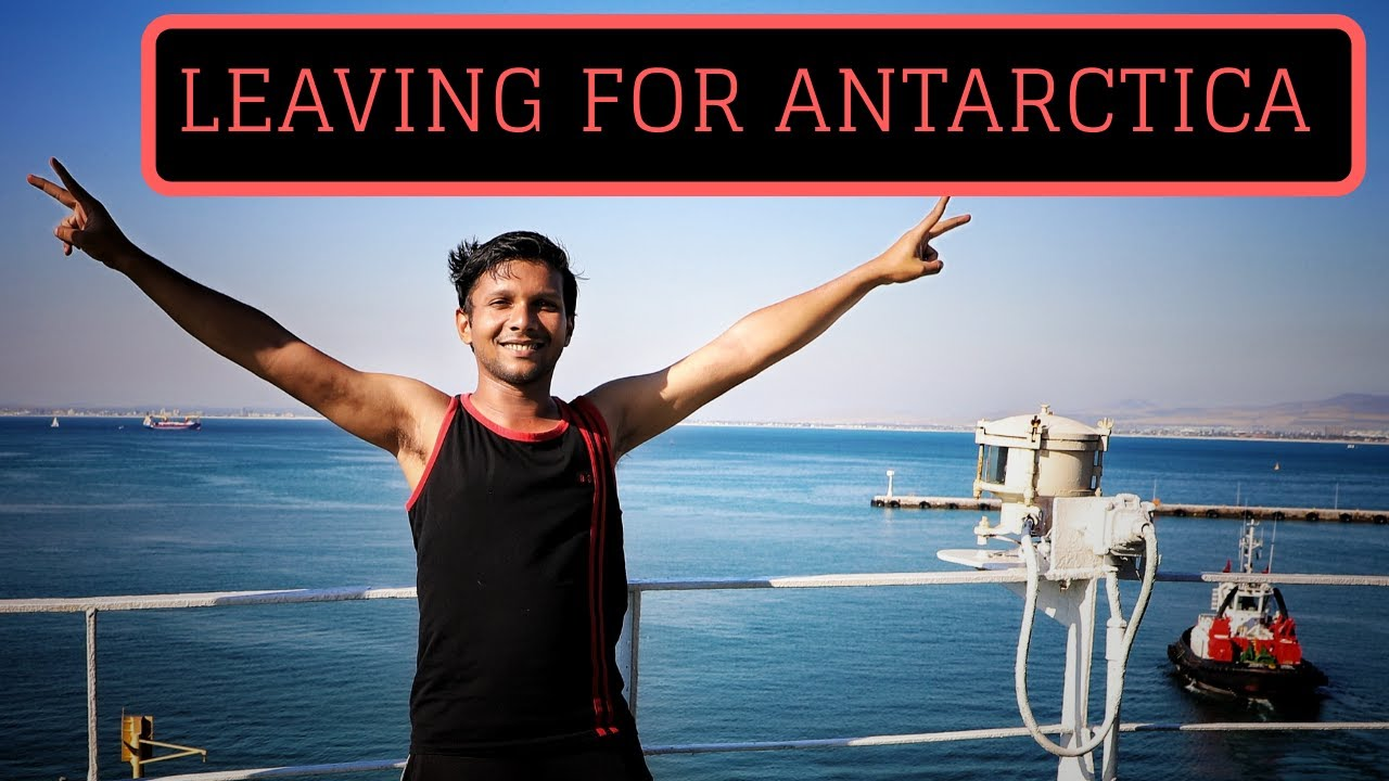 VOYAGE TO ANTARCTICA | EP #1 | A Room With A View | Indian Travel Vlog Series