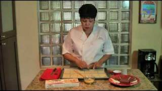 Cuban Pastelitos de Guayaba--Guava Pastry