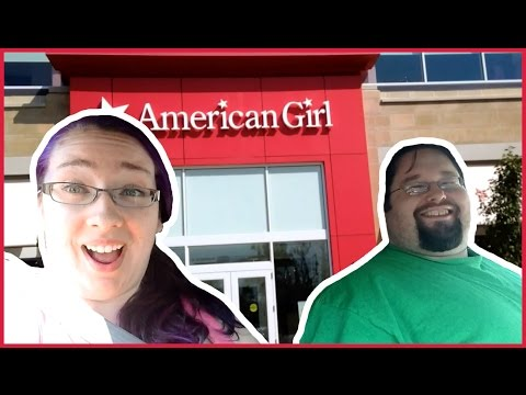 American Girl Store Boston MA: Buying My First Doll