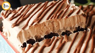 Chocolate Tres Leches Cake Recipe By Food Fusion
